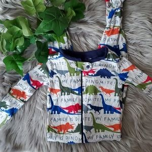 🧸3/$15 Dinosaur Footie Pajamas